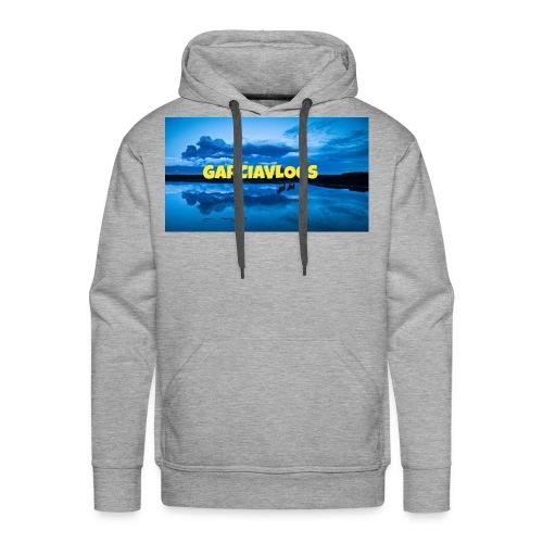 Garciavlogs - Sudadera con capucha premium para hombre