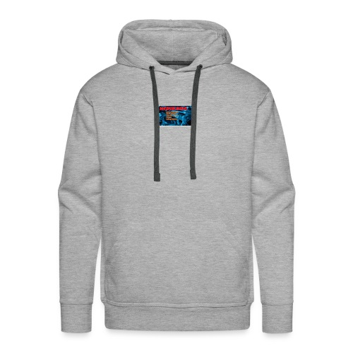 genser - Premium hettegenser for menn