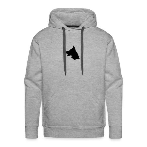 Logo Herder - Mannen Premium hoodie