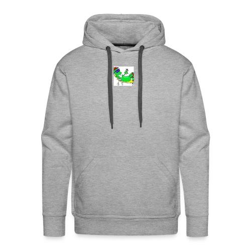 Gurke - Männer Premium Hoodie