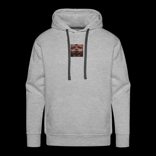Why be a king when you can be a god - Men's Premium Hoodie