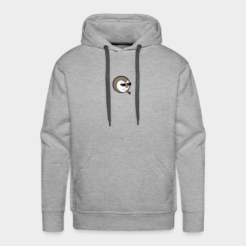 Tchoupi le Thug - Sweat-shirt à capuche Premium pour hommes