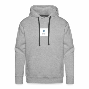 Bexon plays logo merch - Men's Premium Hoodie