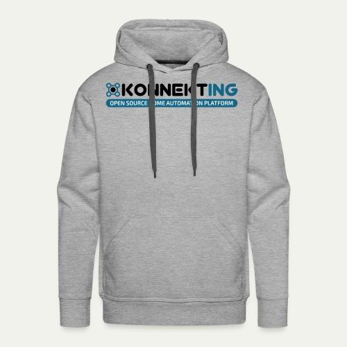 KONNEKTING Logo - Männer Premium Hoodie