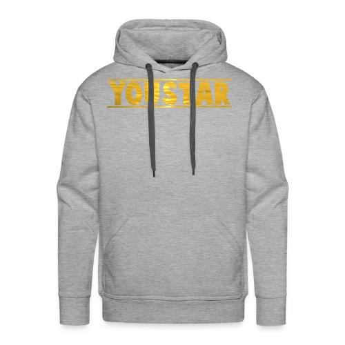 Golden Youstar Merch - Men's Premium Hoodie
