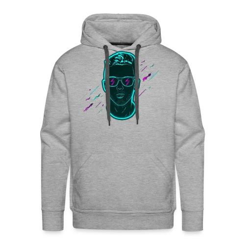 GREG DELA - Sweat-shirt à capuche Premium pour hommes