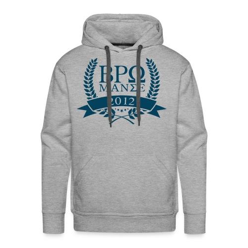 BromanceWG 2012 (Greek) - Männer Premium Hoodie