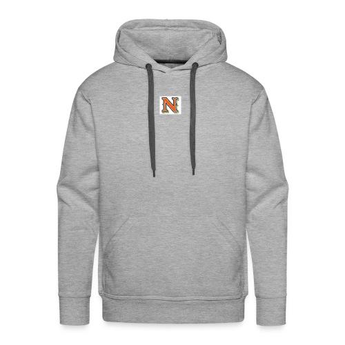 tee-shirt newtesteur - Sweat-shirt à capuche Premium pour hommes