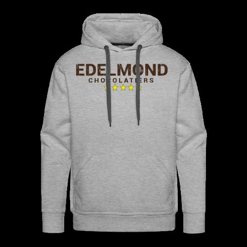 Edelmond Chocolatiers - Männer Premium Hoodie