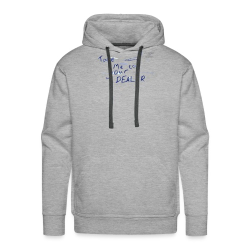 Following the TruFors dealer - Men's Premium Hoodie