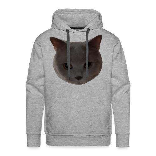 süße Katze - Männer Premium Hoodie