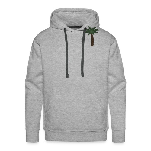 PALMTREE - Mar Design - Premium hettegenser for menn
