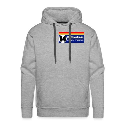 Kathedrale Vintage Racing - Männer Premium Hoodie