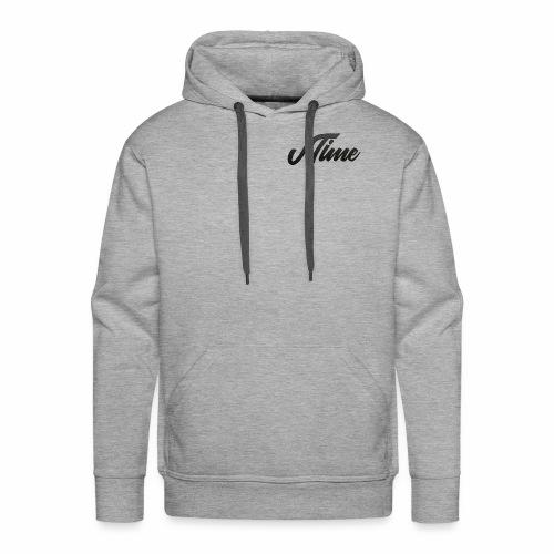 JTime Name - Männer Premium Hoodie