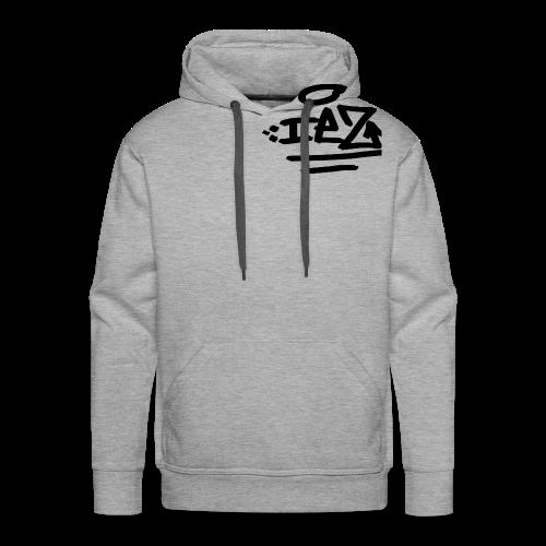 IEZ - Sweat-shirt à capuche Premium pour hommes