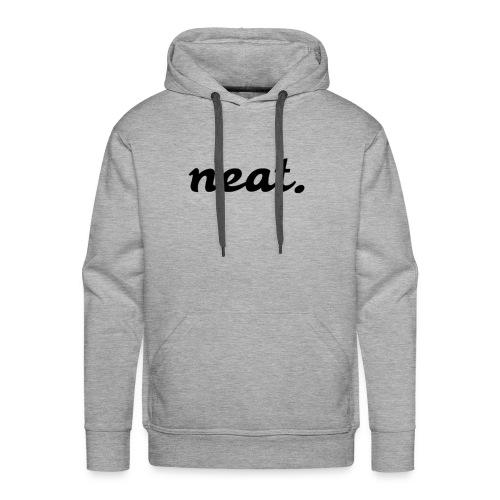 neat1 - Männer Premium Hoodie