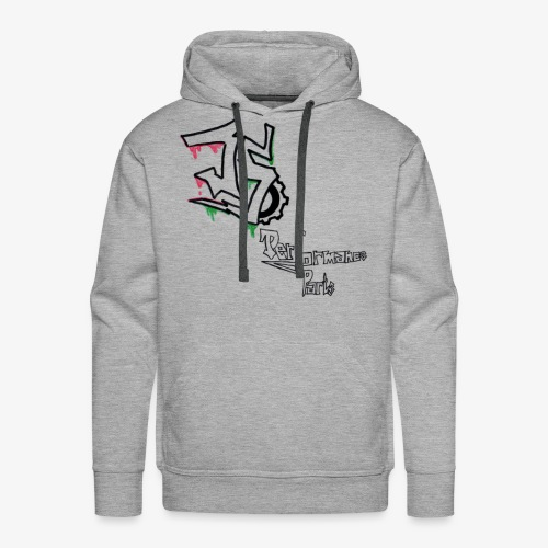 JS Performance-Parts Logo Shirt - Männer Premium Hoodie