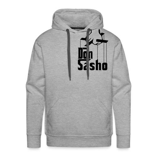 Don Sasho - Sweat-shirt à capuche Premium pour hommes