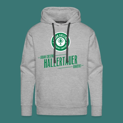 Urban Chestnut Hallertau - Männer Premium Hoodie