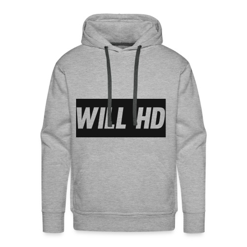 Will HD merch - Men's Premium Hoodie