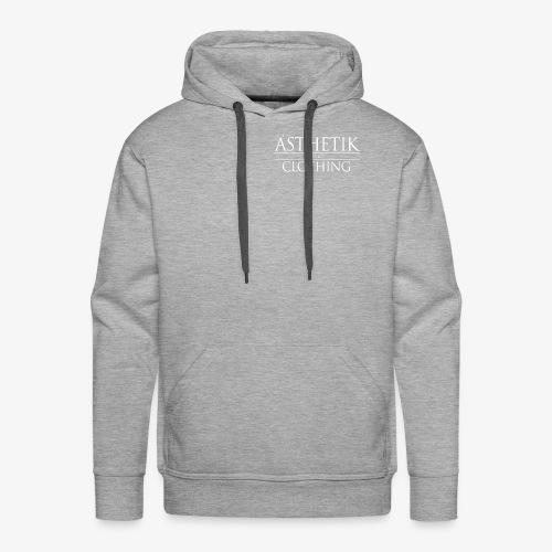 Ästhetik - Männer Premium Hoodie