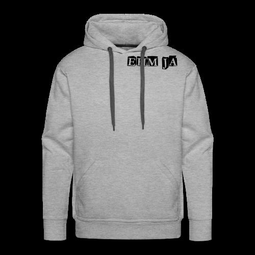 Ehm Ja Shirt - Männer Premium Hoodie