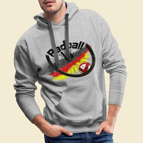 Radball   Deutschland - Männer Premium Hoodie