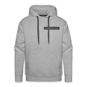 roadgen logo - Männer Premium Hoodie