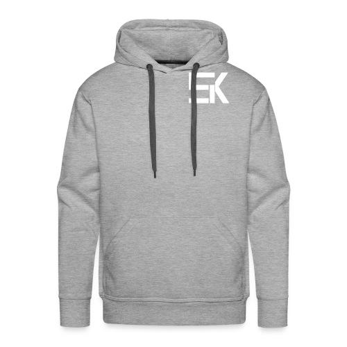 LOGO SK - Sweat-shirt à capuche Premium pour hommes