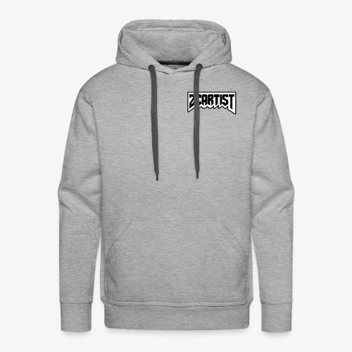ZeartisT - Sweat-shirt à capuche Premium pour hommes