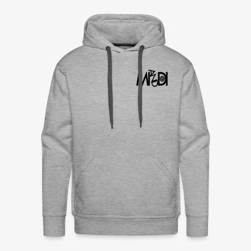 MI AND DI Logo - Männer Premium Hoodie