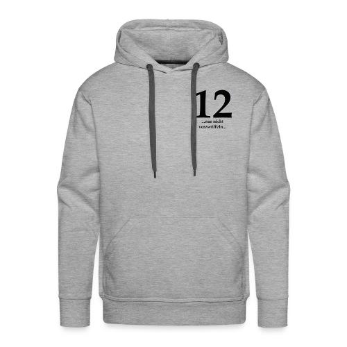 12black - Männer Premium Hoodie