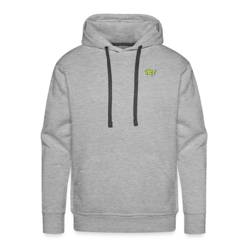 Relámpago - Sweat-shirt à capuche Premium pour hommes