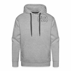 Moxi logo - Männer Premium Hoodie