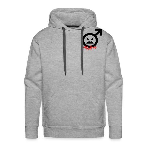 madboy_logo_2 - Männer Premium Hoodie