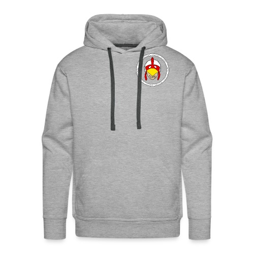 The Ring Of Cluck - Men's Premium Hoodie