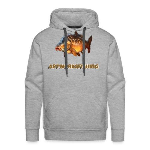 ArtWorksFishing Friedfisch Serie - Männer Premium Hoodie