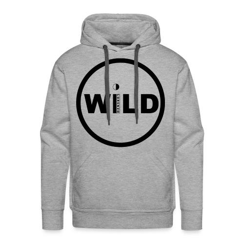WILD DESIGN! - Mannen Premium hoodie
