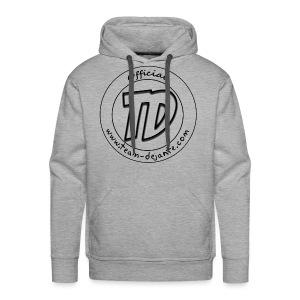 Official logo TD - Sweat-shirt à capuche Premium pour hommes