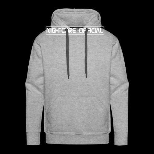 NightCore Official - Männer Premium Hoodie