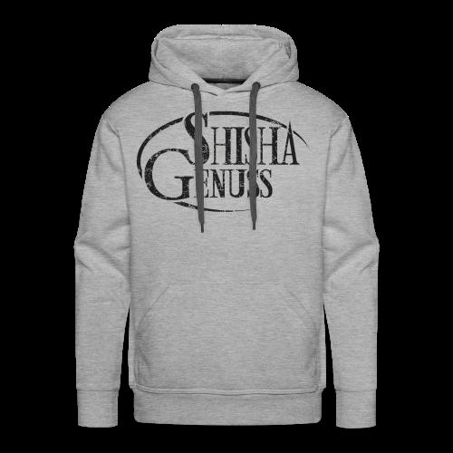 #SHISHA GENUSS Hoodie - Männer Premium Hoodie