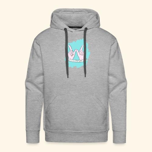 WHAT EVER FOREVER - Sweat-shirt à capuche Premium pour hommes