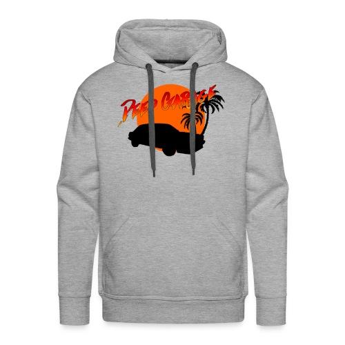 Deep Garage Motive Baywatch Style - Männer Premium Hoodie