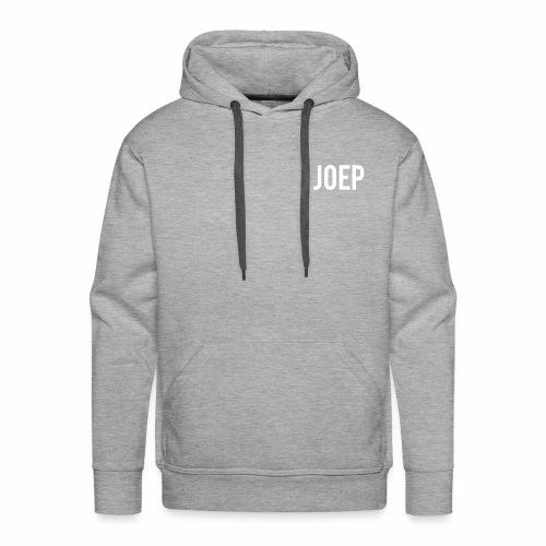 Hoodie met naam van Joep - Mannen Premium hoodie