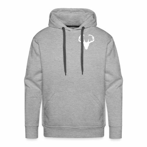 Basic Logo Print - Männer Premium Hoodie