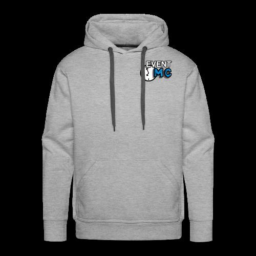 EventMC - Sweat-shirt à capuche Premium pour hommes