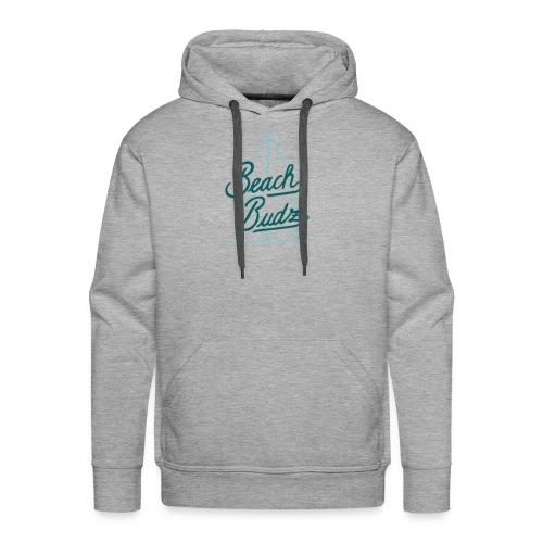 beach budz Logo - Männer Premium Hoodie