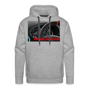 Black Deep Lion Package - Männer Premium Hoodie