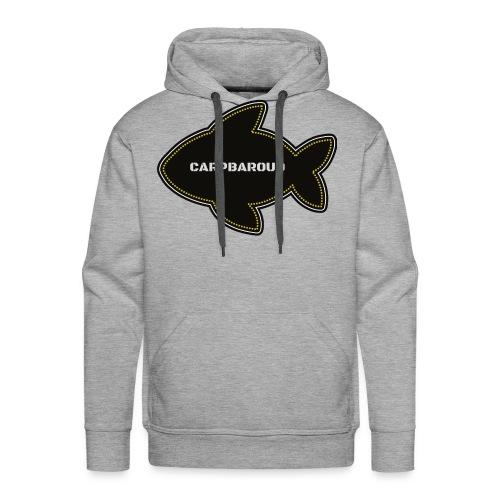 fishy - Sweat-shirt à capuche Premium pour hommes