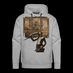 Buvons à la gloire de Svefnii - Sweat-shirt à capuche Premium pour hommes